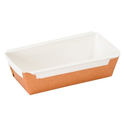 Moule rectangle en carton Brique 190x100x55