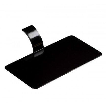 Support rectangle plastique