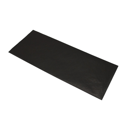 Papier cristal noir...