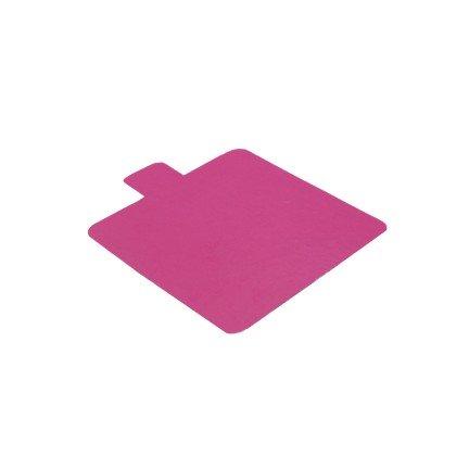 Support carré carton
