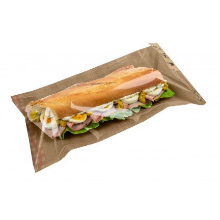Sachet ingraissable snacking