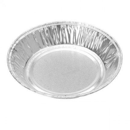 Assiette aluminium