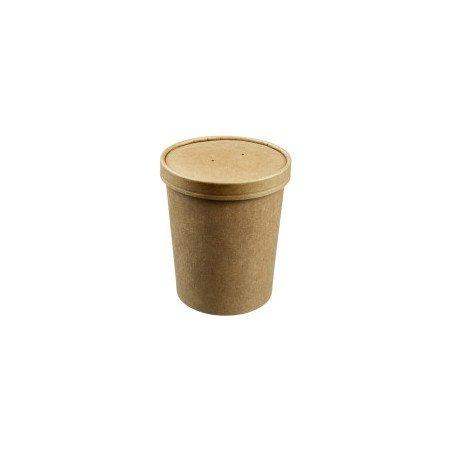 Pot à soupe carton