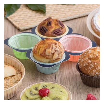 Plaque muffin