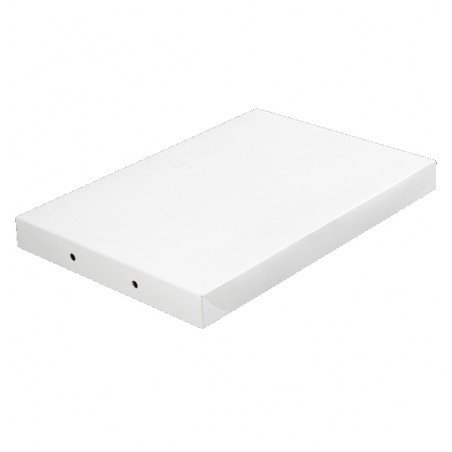 Boîte traiteur carton blanc