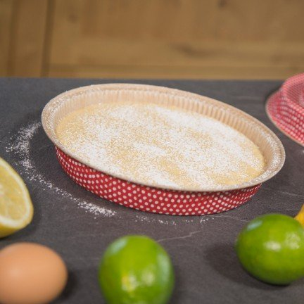 Moule à gâteau 6/8 parts en...