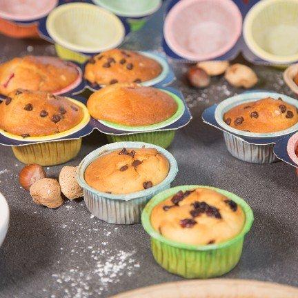 Plaque 4 muffins en...