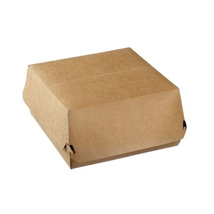 Boîte burger carton