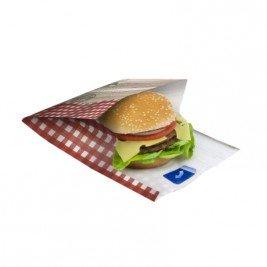 Sac burger