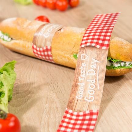 Bague à sandwich