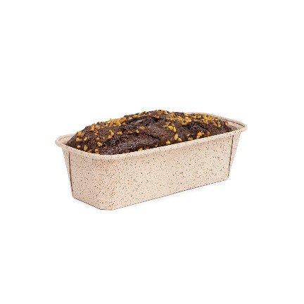 Moule rectangle fève de cacao