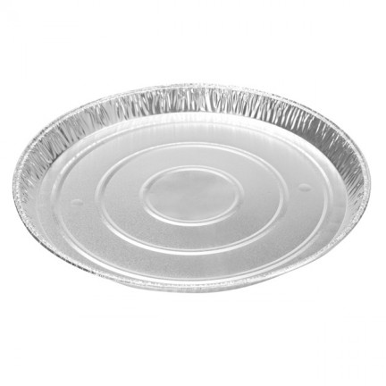 Assiette en aluminium Ø304 h22