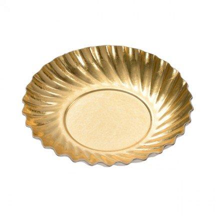 Assiette carton pâtisserie