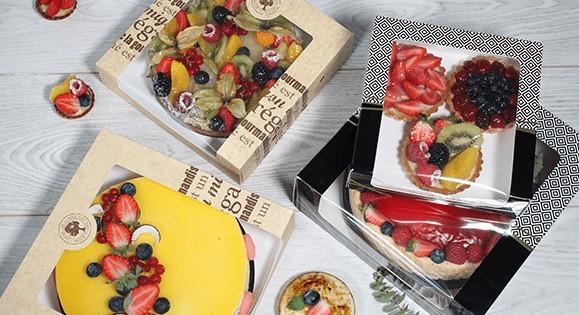 Boîte à fenêtre en carton pour valoriser vos produits pour artisans