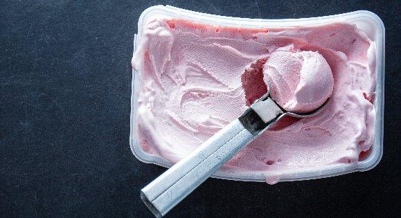 Emballage glacier pour fabrication artisanale de glaces